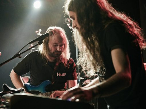 James Cornfort & Michael J. Clark – Photo Régis Lelièvre – 2017