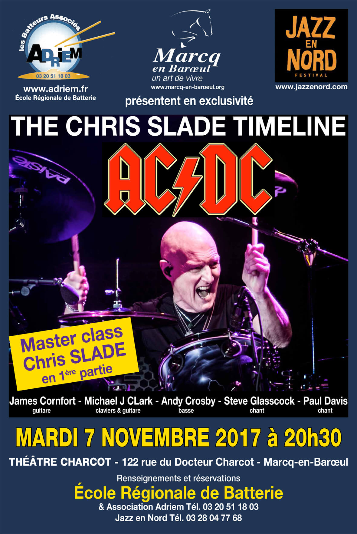 Chris Slade (2017)